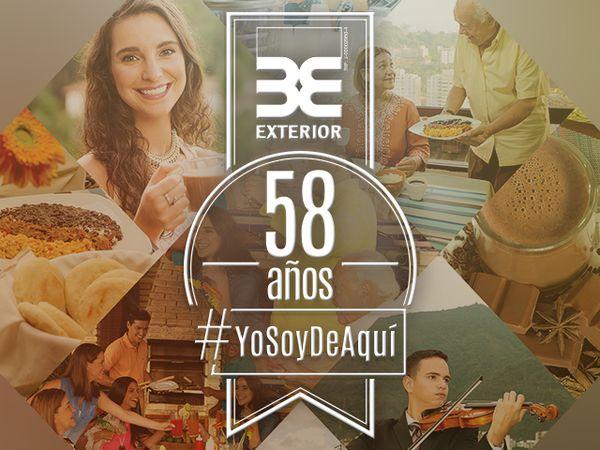Banco exterior cumple 58 a os trabajando por venezuela for Banco exterior venezuela
