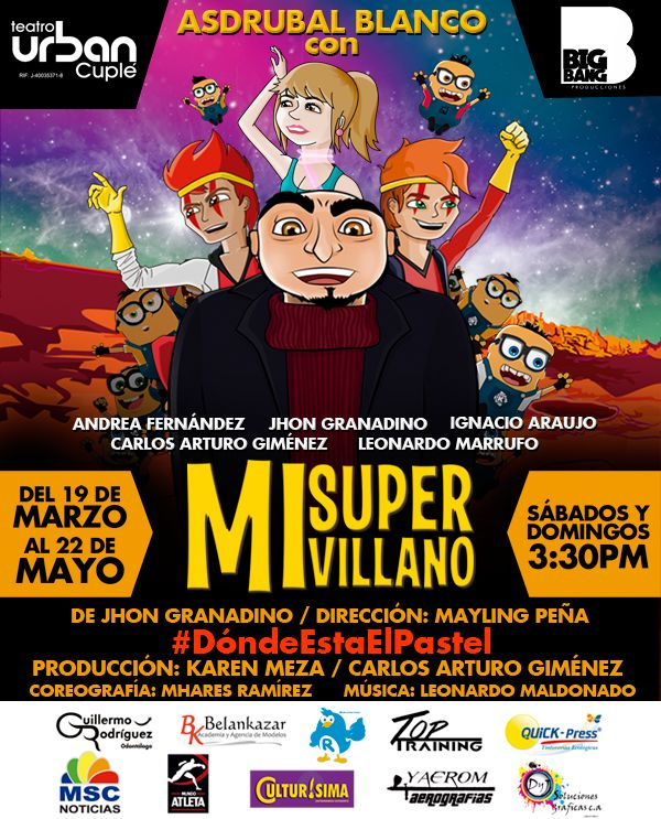 MSC Noticias - redes-sociales-supervillano-con-patrocinantes1 Alamo Group Teatro