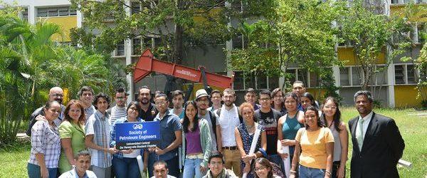 Castillomax Oil and Gas participó en el evento SPE Week realizado en la UCV