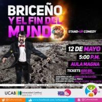 El Profesor Briceño llevará su humor inteligente a las universidades de Caracas
