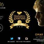 Omar Luengo será Peeta Mellark de Juegos del Hambre