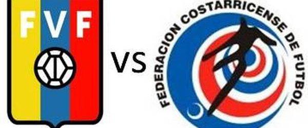La Vinotinto cedió en un intenso partido frente a Costa Rica