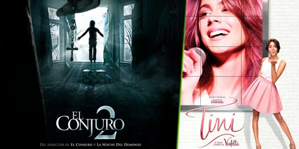 MSC Noticias - cinex_tituloweb_estrenos_conjuro Cine Cinex Com