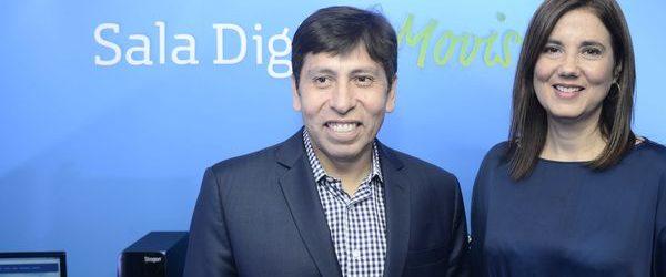 Telefónica Movistar alcanza 50 salas digitales en todo el país