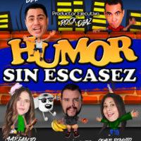 """Humor sin escasez""  la terapia perfecta para el stress"