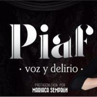 Inicia preventa de boletos del musical de Edith Piaf