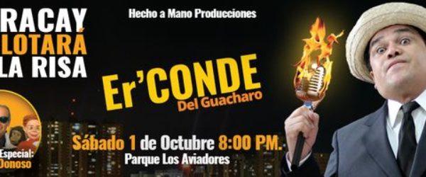 Er Conde del Guácharo llega Racionado y Sin Luz a Maracay