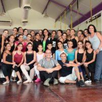 Ballet de La Mar presente en el Cascanueces del Teresa Carreño