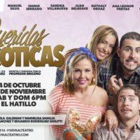 Manuel Silva y sus Queridas Psicóticas llegan a Teatrex El Hatillo