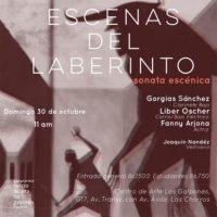 Escenas del Laberinto, mitología hecha música el domingo 30 en Los Galpones