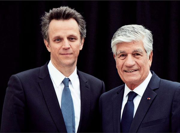 MSC Noticias - Arthur-Sadoun-y-Maurice-Levy Publicidad Publicis Com