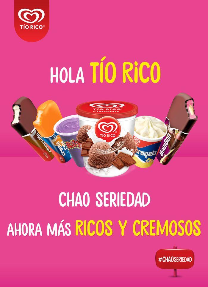 MSC Noticias - Chao-Seriedad_Tío-Rico_2 Grupo Open Mind Publicidad