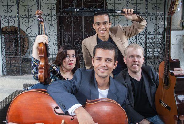 MSC Noticias - Ensamble-Quatretto-2 Musica Sirius Com