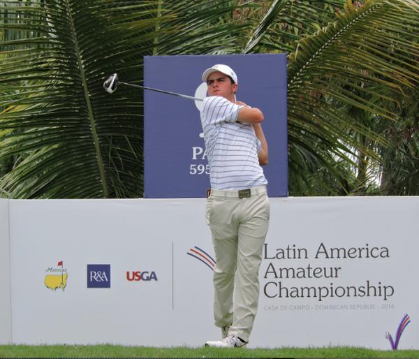 MSC Noticias - Jorge-Garcia-va-por-título-en-Latin-American-Amateur-Championship-de-golf-2017 Agencias Com y Pub Golf