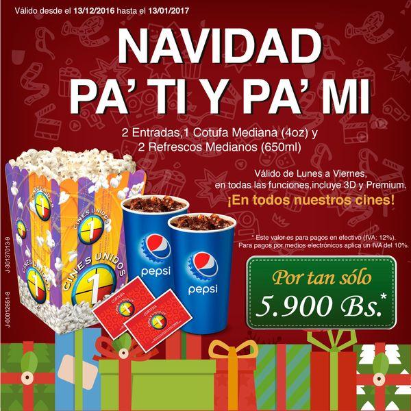 MSC Noticias - Navidad-pa-ti-y-pa-mi-Instagram-1080x1080-002 Cine Grupo Plus Com