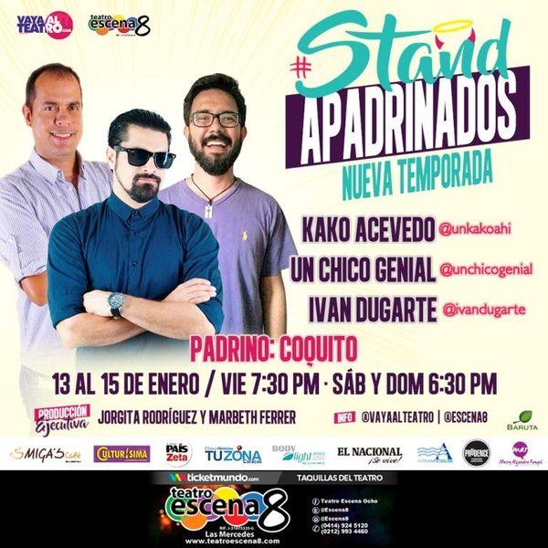 MSC Noticias - Stand-Apadrinados-13-al-15-de-enero Teatro Vaya al Teatro Com