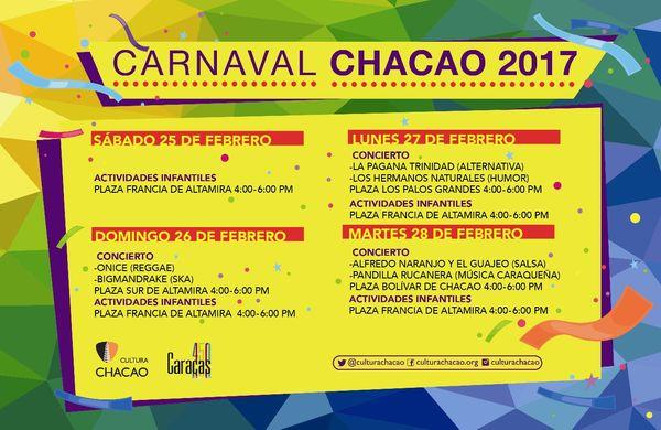 MSC Noticias - tabloide-carnaval-02 Cultura Chacao Com Diversión