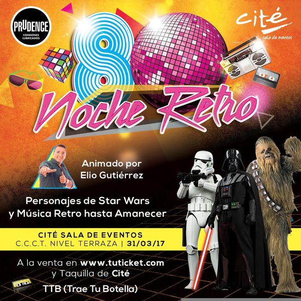 MSC Noticias - ARTE-NOCHE-80´s-V2 Alamo Group Musica