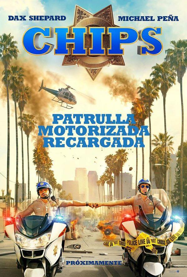 MSC Noticias - CHiPS Cine Grupo Plus Com