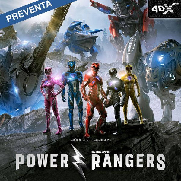 MSC Noticias - CINEX_POWER_RANGERS_FB_IG Cine Cinex Com
