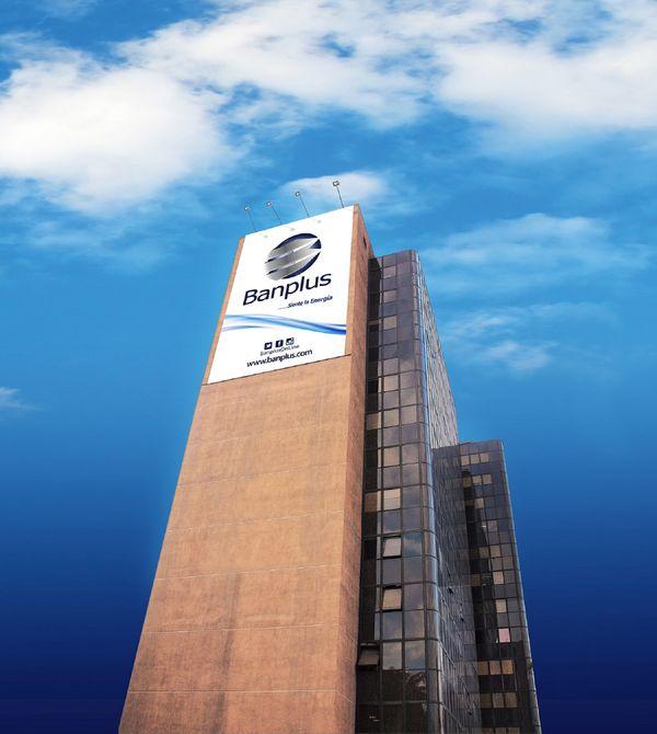 MSC Noticias - Fachada-Banplus Banca y Seguros BrandCom