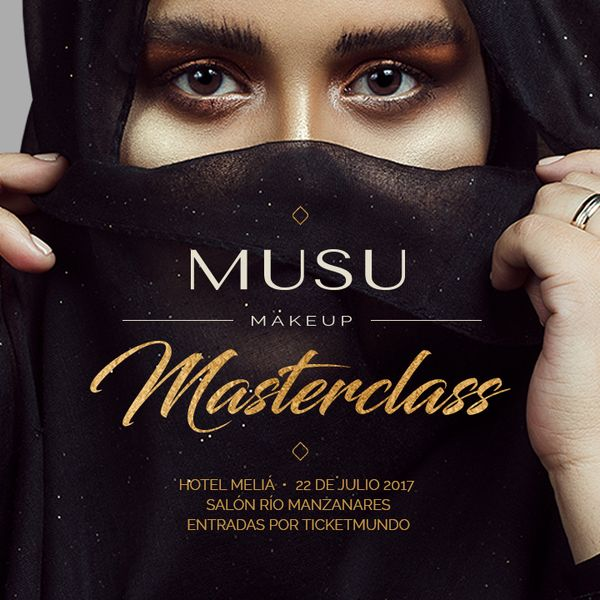 MSC Noticias - Musu-Makeup-Masterclass-IG2 Agencias Com y Pub Estética y Belleza