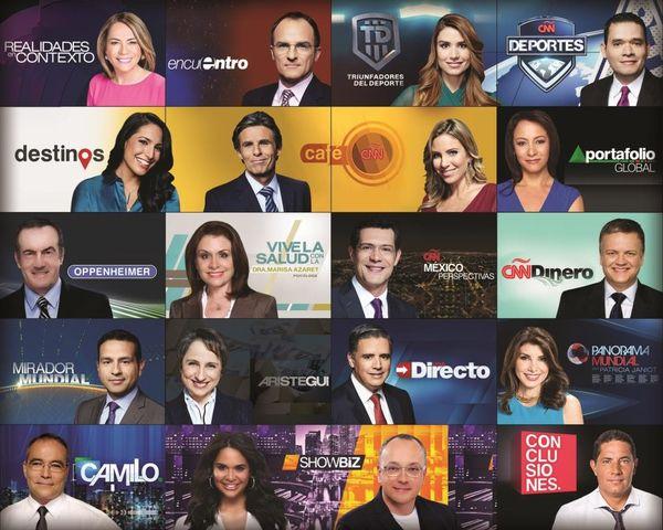 MSC Noticias - PHOTO-CNN-20-Aniversario DLB Group Com TV-Series