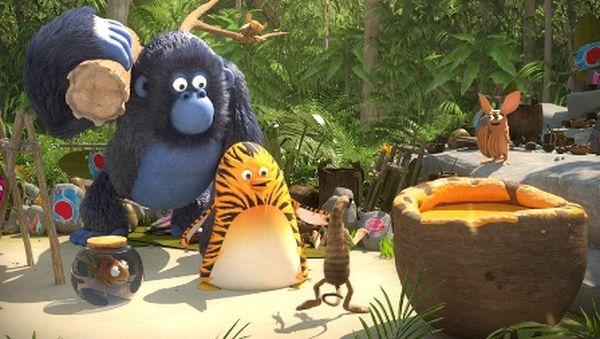 MSC Noticias - SPA-Jungle-Bunch-1 DLB Group Com TV-Series