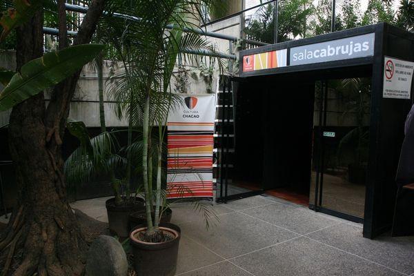 MSC Noticias - Sala-Cabrujas-1.2 Centro Cultural Chacao Teatro