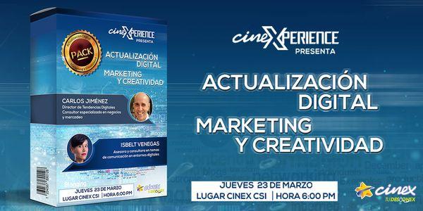 MSC Noticias - cinex_cinexperience_marketing Cine Cinex Com