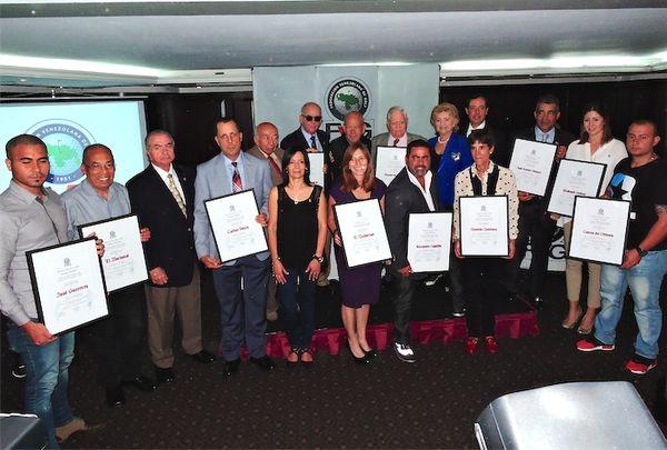 MSC Noticias - galardonados-año-2016 Agencias Com y Pub Golf