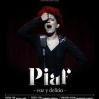 Mariaca Semprún regresa a la escena con Piaf, voz y delirio