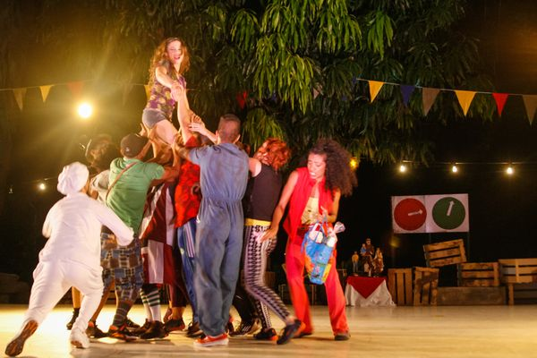 MSC Noticias - 20151024_CaracasElSolarDeLosAburridosTeresaDanzaContemporanea_0054 Teatro Teresa Carreño Com