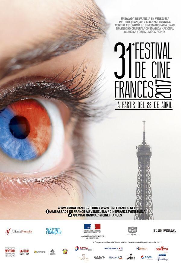MSC Noticias - Afiche_31-Festival-de-Cine-Frances_ALTA Cine Trasnocho Cultural