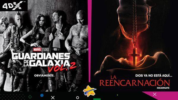 MSC Noticias - CINEX_ESTRENOS_GUARDIANES-DE-LA-GALAXIA Cine Cinex Com