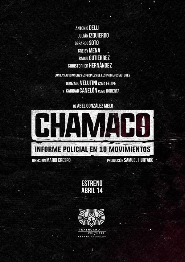 MSC Noticias - Chamaco-promo_1 Alamo Group Teatro