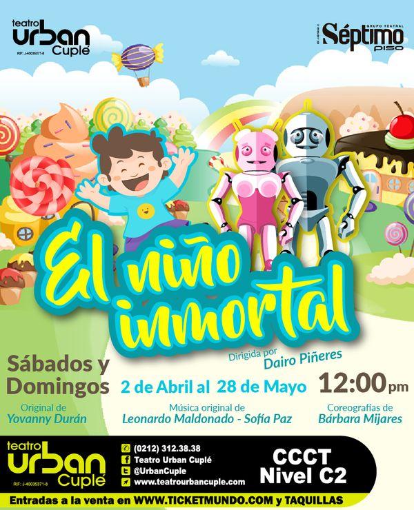 MSC Noticias - El-niño-inmortal-Arte-RRSS-1 Alamo Group Teatro