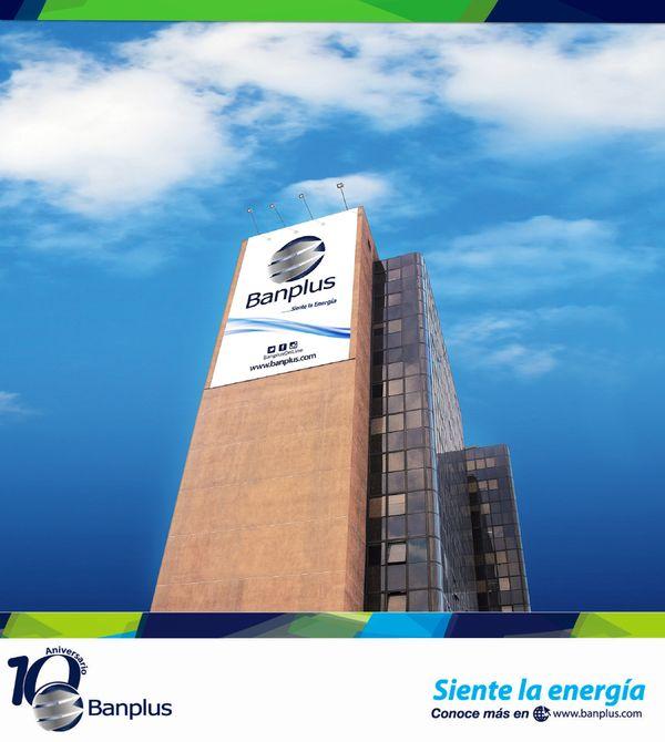 MSC Noticias - Fachada-Banplus-10°-aniversario Banca y Seguros BrandCom