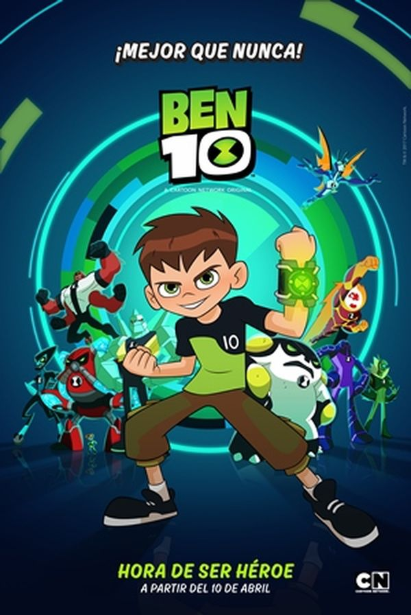 MSC Noticias - Keyart-ben10-A-spanish-curvas DLB Group Com TV-Series