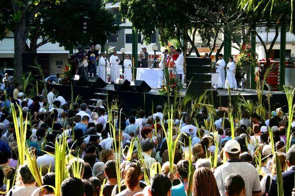 MSC Noticias - Misa-Domingo-de-Ramos-3.1 Centro Cultural Chacao Turismo