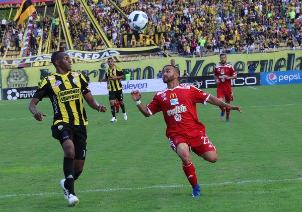 MSC Noticias - Ouens-Molleda-vs-Deportivo-Táchira FC CCS Futbol Club Futbol
