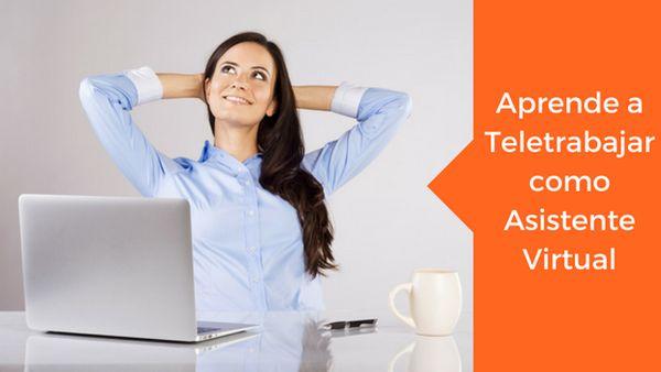 MSC Noticias - Teletrabajar-como-Asistente-Virtual Agencias Com y Pub Negocios