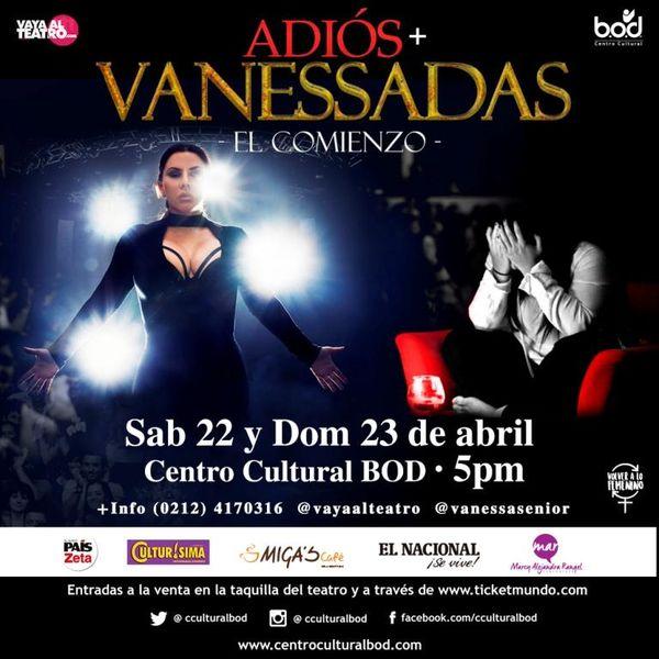 MSC Noticias - Vanessadas Teatro Vaya al Teatro Com
