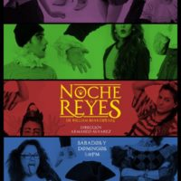 """Skena presenta: """"Noche de Reyes"""" en Teatrex"""
