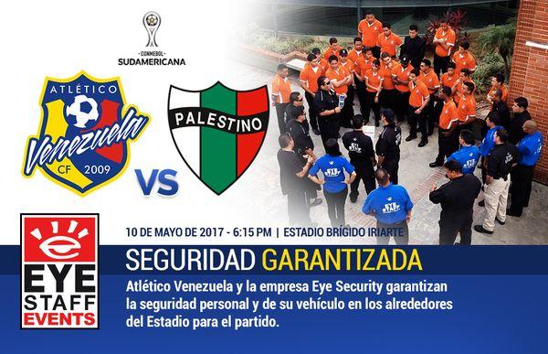 MSC Noticias - Eye_Security_AV_02 FC Atletico Venezuela Futbol
