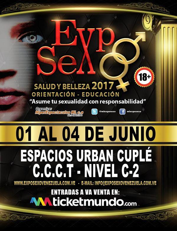 MSC Noticias - Flayer-oficial-Expo-Sexo-2017 Agencias Com y Pub Salud