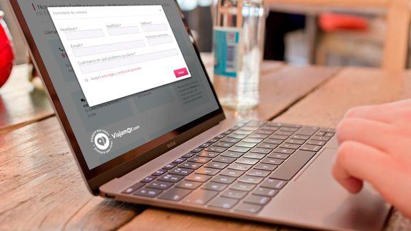 MSC Noticias - Viajamor-formularios-web Agencias Com y Pub Viajes y Hotelería