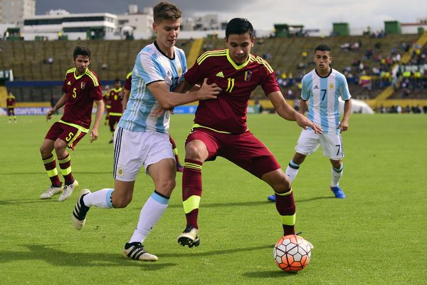 MSC Noticias - Vinotinto-Sub-202 Futbol The Media Office