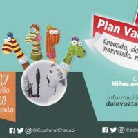 """Dale Voz presenta el Plan Vacacional """"Creando, Doblando, Narrando, Riendo…"""" en el Centro Cultural Chacao"""
