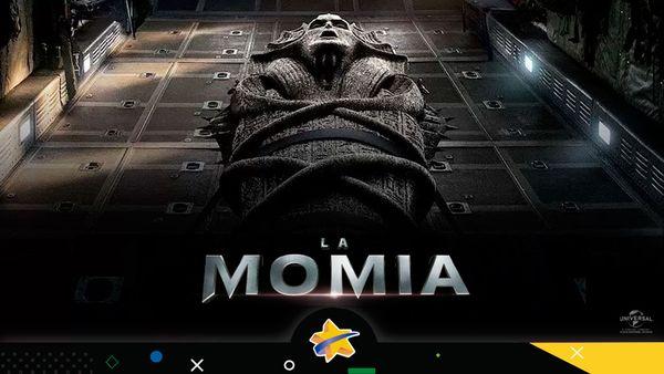 MSC Noticias - CINEX_ESTRENOS_LA-MOMIA Cine Cinex Com